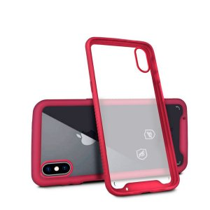 Capa Stronger Rosa Para iPhone XS - Gshield
