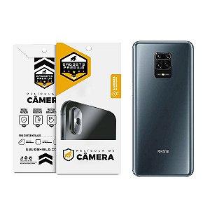 Película Para Lente De Câmera Xiaomi Redmi Note 9 Pro - Gshield