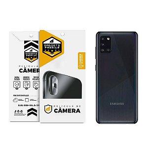Película Para Lente De Câmera Samsung Galaxy A31 - Gshield