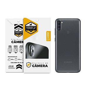 Película Para Lente De Câmera Samsung Galaxy A11 - Gshield