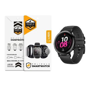 Película De Nano Gel Dupla Para Smartwatch Huawei Gt2 42mm - Gshield