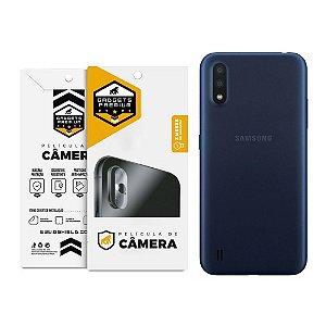 Película Para Lente De Câmera Samsung Galaxy A01 - Gshield