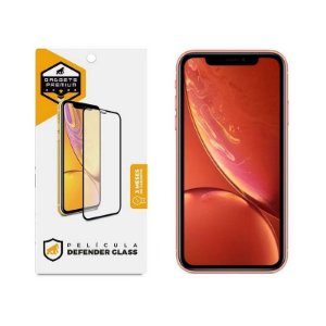 Película Defender Glass Para iPhone 11 - Preta - Gshield