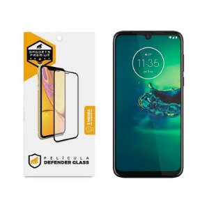 Película Defender Glass Para Motorola Moto G8 Plus - Gshield