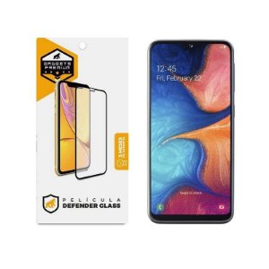 Película Defender Glass Para Samsung Galaxy A20 - Gshield