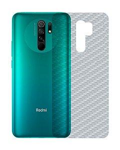 Película Traseira De Fibra De Carbono Para Xiaomi Redmi 9 - Gshield