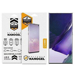 Película De Nano Gel Dupla Para Samsung Galaxy Note 20 - Gshield