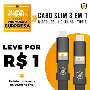 Cabo Slim 3 Em 1 - Black November - Gshield