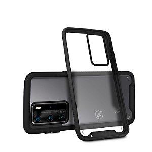 Capa Stronger Preta para Huawei P40 - Gshield
