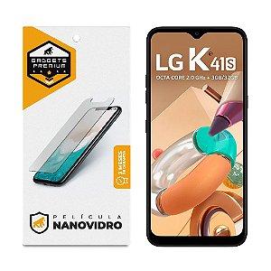 Película Nano Vidro para LG K41s - Gshield