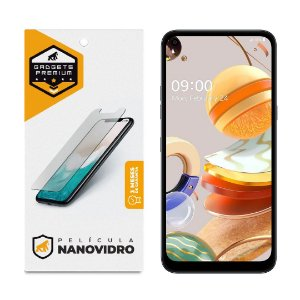 Película de Nano Vidro para LG K61 - Gshield