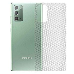 Película Traseira de Fibra de Carbono para Samsung Galaxy S20 FE - Gshield