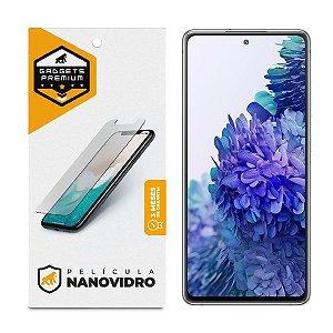 Película Nano Vidro para Samsung Galaxy S20 FE - Gshield