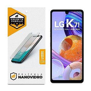 Película de Nano Vidro para LG K71 - Gshield