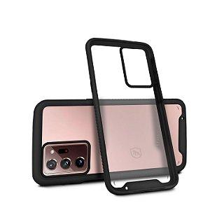 Capa Stronger Preta Para Samsung Galaxy Note 20 Ultra - Gshield