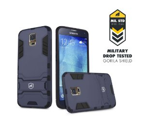Capa Armor para Samsung Galaxy S5 New Edition- Gorila Shield