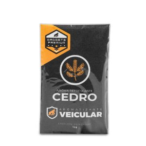 Aromatizante Veicular Cedro - Gshield