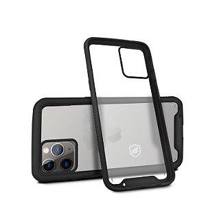 Capa Stronger Preta Para iPhone 12 Pro - Gshield