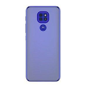 Película Nano Traseira para Motorola Moto G9 Play e Moto E7 Plus - Gshield