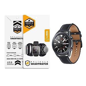 Película de Nano Gel Dupla para Samsung Watch 3 45mm - Gshield