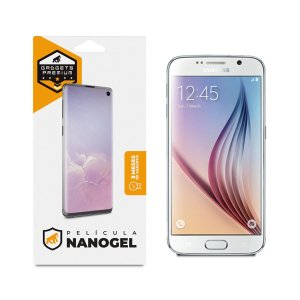 Película Nano Gel Dupla para Samsung Galaxy S6 - Gshield