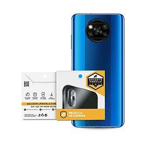 Película para Lente de Câmera para Xiaomi Redmi Poco X3 - Gshield