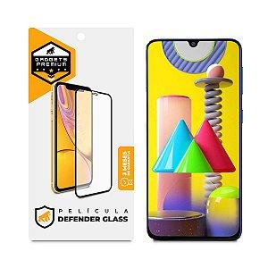 Película Defender Glass para Samsung Galaxy M31 - Branca - Gshield