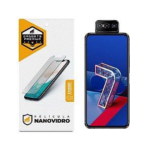 Película de Nano Vidro para Asus Zenfone 7 (ZS670KS) e Asus Zenfone 7 Pro (ZS671KS) - Gshield