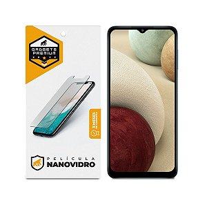 Película de Nano Vidro para Samsung Galaxy A12 - Gshield