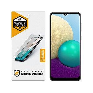 Película de Nano Vidro para Samsung Galaxy A02S - Gshield
