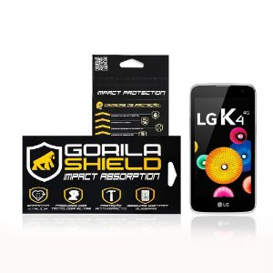 Película de vidro para LG K4 - Gorila Shield