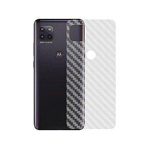 Película Traseira de Fibra de Carbono para Motorola Moto G 5G - Gshield