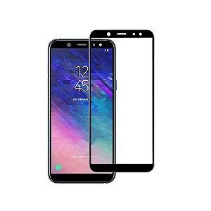 Película Coverage 5D Pro Preta para Samsung Galaxy J8 - Gshield