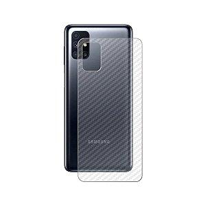 Película Traseira de Fibra de Carbono para Samsung Galaxy M51 - Gshield