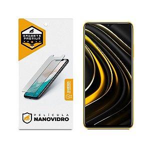 Película de Nano Vidro para Xiaomi Poco M3 - Gshield