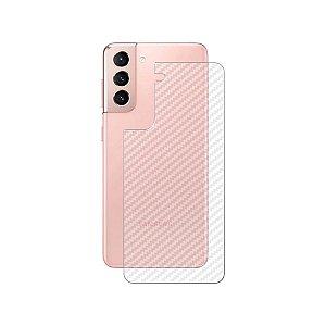 Película Traseira de Fibra de Carbono para Samsung S21 - Gshield