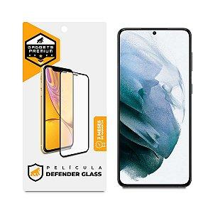Película Defender Glass para Samsung Galaxy S21 Plus - Preta - Gshield
