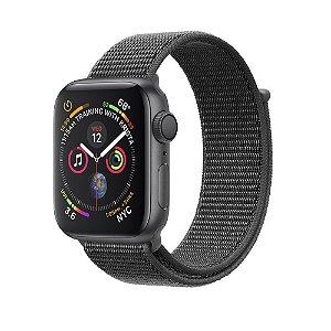 Pulseira para Apple Watch 38mm / 40mm Ballistic - Cinza Escuro - Gshield