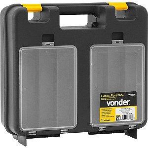 Maleta Caixa Plástica Porta Ferramentas Furradeira Vonder VD-7001