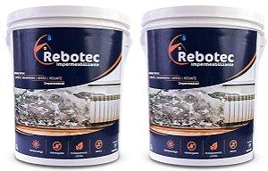 Impermeabilizante Rebotec ® 10kg Para Laje Reboco Piso Cerâmica