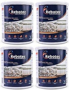 Impermeabilizante Rebotec ® 2kg Para Laje Reboco Piso Cerâmica