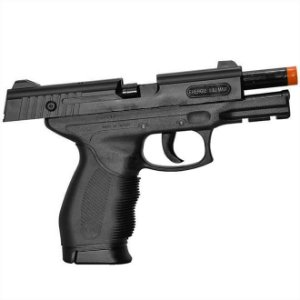 PISTOLA AIRSOFT 24/7 BLACK MOLA 6MM KWC