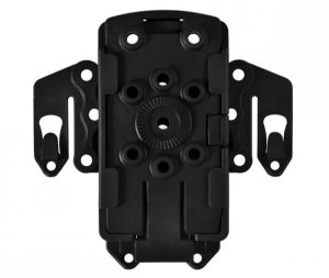 Suporte de Colete Modular Padrão Molle + Adaptador Speed Bélica