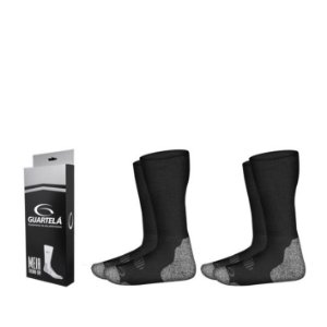 Kit 2 Pares de Meia Guartelá Thermo Dry Para Bota Coturno