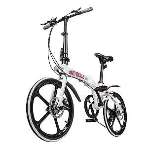 Bicicleta Pliage Alloy Twodogs