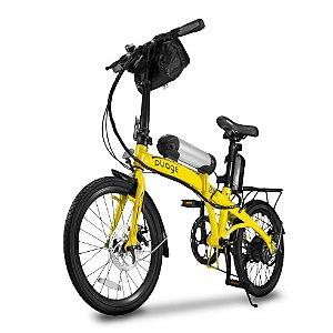 Bicicleta Pliage Plus Elétrica TwoDogs