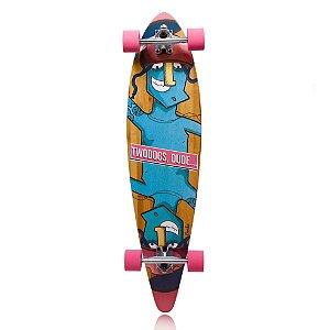 Skate Longboards Bambu D3 twodogs