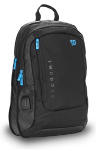 Mochila Executiva c/ USB Two Dogs 25L - ZY7143-A