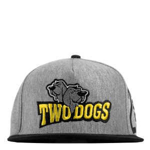 Boné 2 Dogs Aba Reta Twodogs