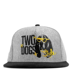 Boné Dog Style Aba Reta TwoDogs